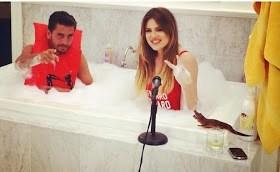 Khloe Kardashian Doing BAD THINGS With Her Sister's BoyFriend In A Bathtub [PHOTO]
